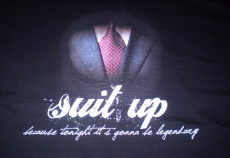 Suit Up! - oblek